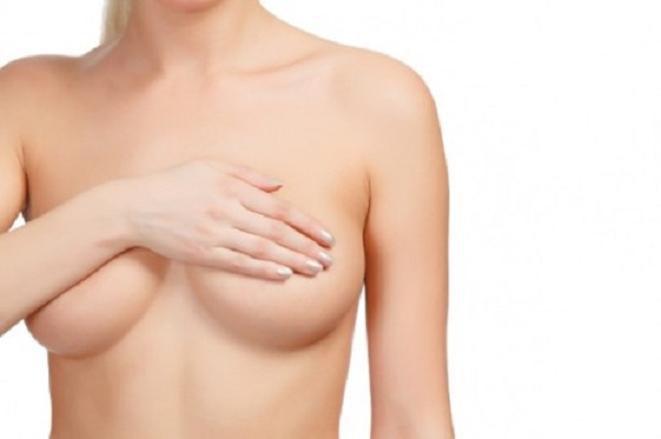 haar verwijderen van borsten